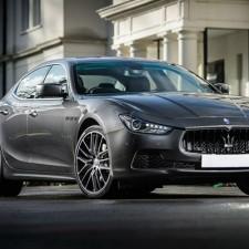 A Closer Look at the Maserati Ghibli