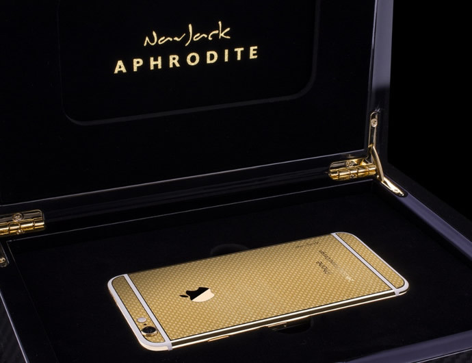 Iphone 6 And 6 Plus Go For Gold Images Of 24k Gold Editions Are Making The Rounds Venice Luxuryvenice Luxury