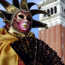 Venice Carnival is Started!