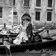 Brilliant Wedding Venice, together towards the same goal