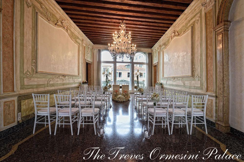symbolic ceremony venetian palace
