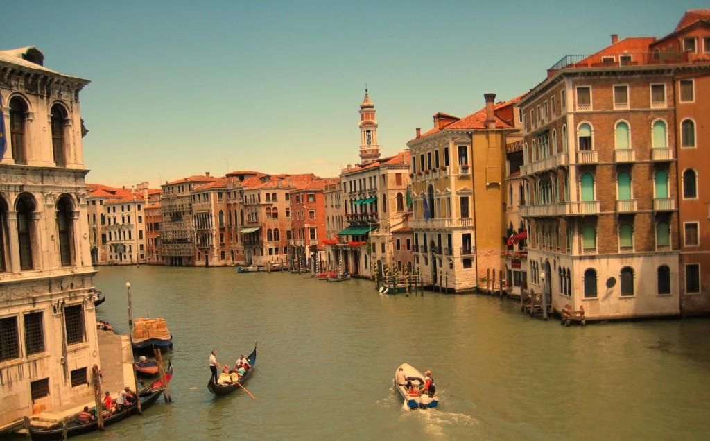 Venice - Canal