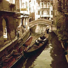 The Construction of Venice, the Floating City
