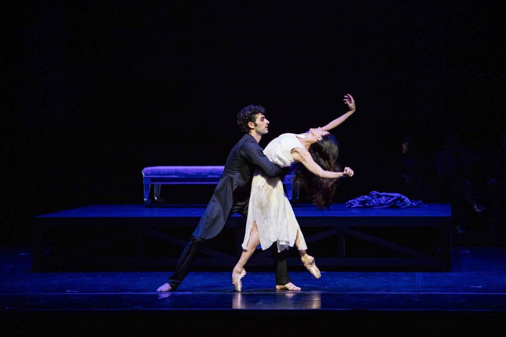John Neumeier's ballet dedicated to Eleonora Duse
