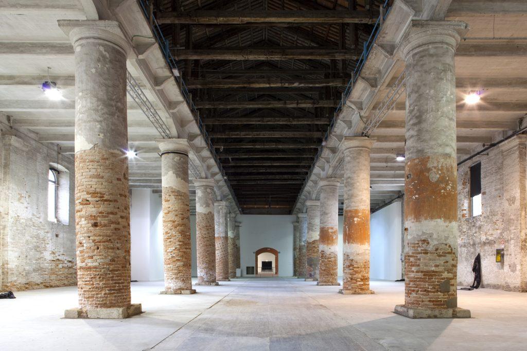 Corderie - Giulio Squillacciotti - Courtesy La Biennale di Venezia